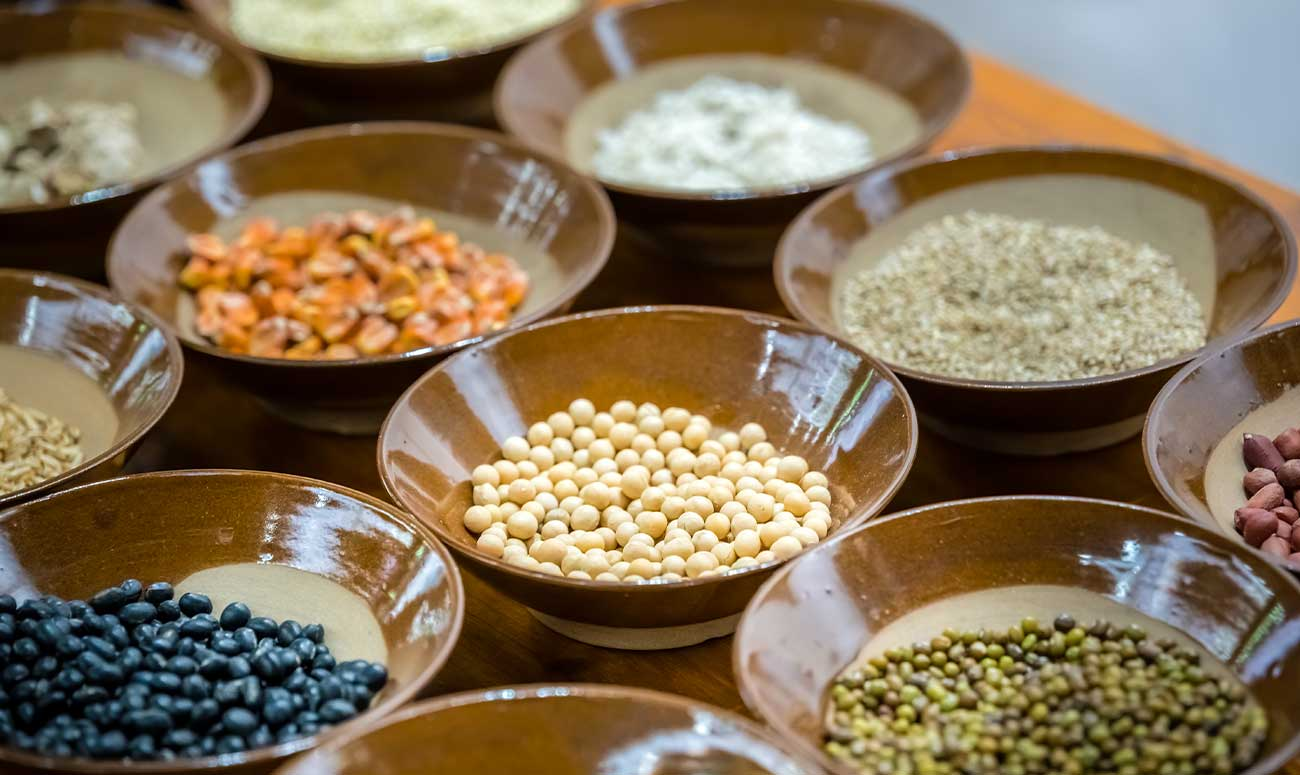 granos refinados